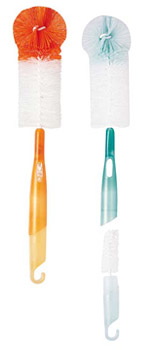 BOTTLE & NIPPLE BRUSHES 338210